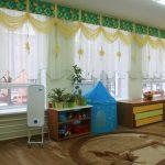 занавески для детского сада фото оформление