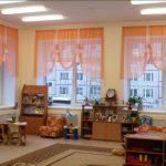 занавески для детского сада фото вариантов