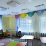 занавески для детского сада идеи интерьера