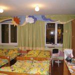 занавески для детского сада интерьер
