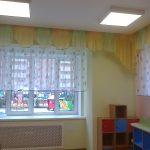 занавески для детского сада оформление идеи