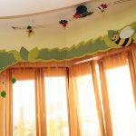 занавески для детского сада варианты фото