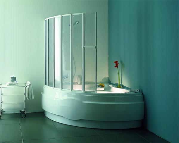 перегородка в ванную