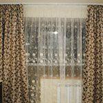 шторы блэкаут с завитками