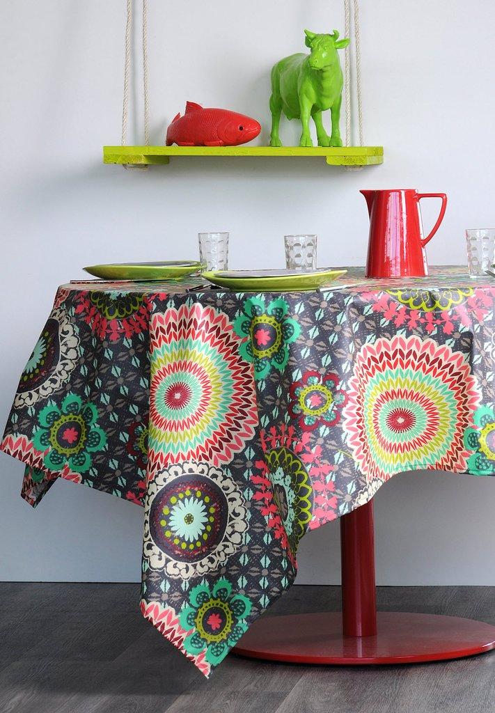 скатерть на стол дизайн фото
