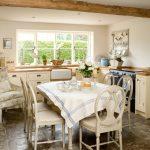 скатерть на стол для кухни идеи декора