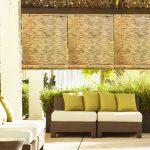 бамбуковые шторы идеи дизайна