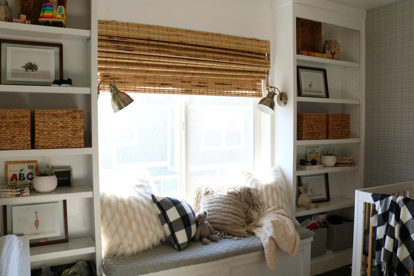 бамбуковые шторы идеи фото