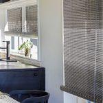 бамбуковые шторы идеи интерьера