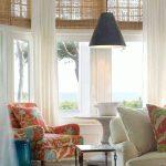 бамбуковые шторы идеи оформления