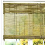 бамбуковые шторы интерьер