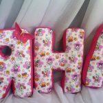 буквы подушки фото обзор