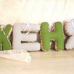 буквы подушки фото вариантов