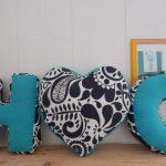 буквы подушки фото видов