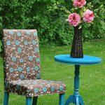 чехлы на стулья со спинками фото интерьер