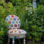 чехлы на стулья со спинками фото интерьера