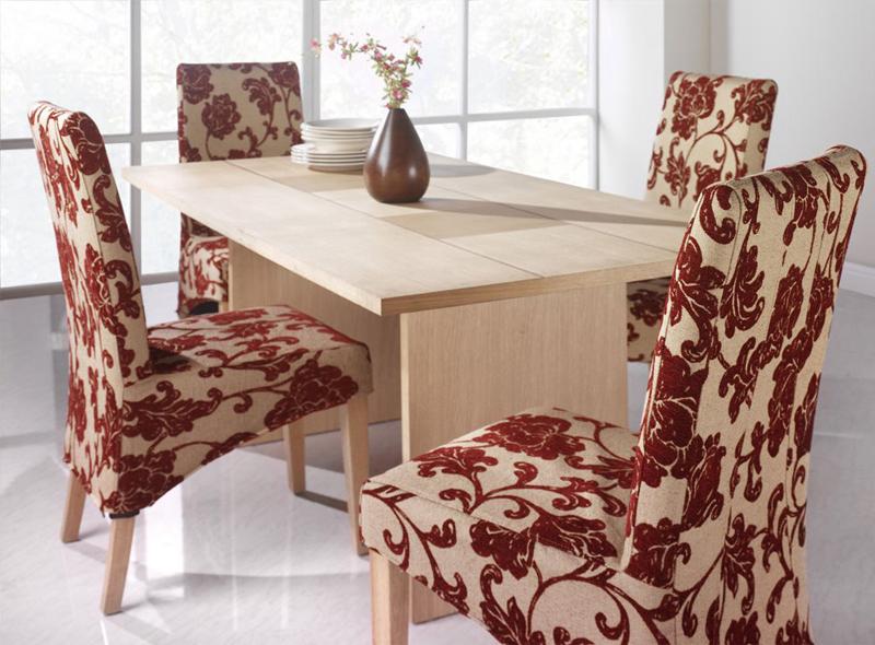 чехлы на стулья со спинкой фото оформление