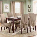 чехлы на стулья со спинками дизайн фото