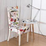 чехлы на стулья со спинками оформление идеи