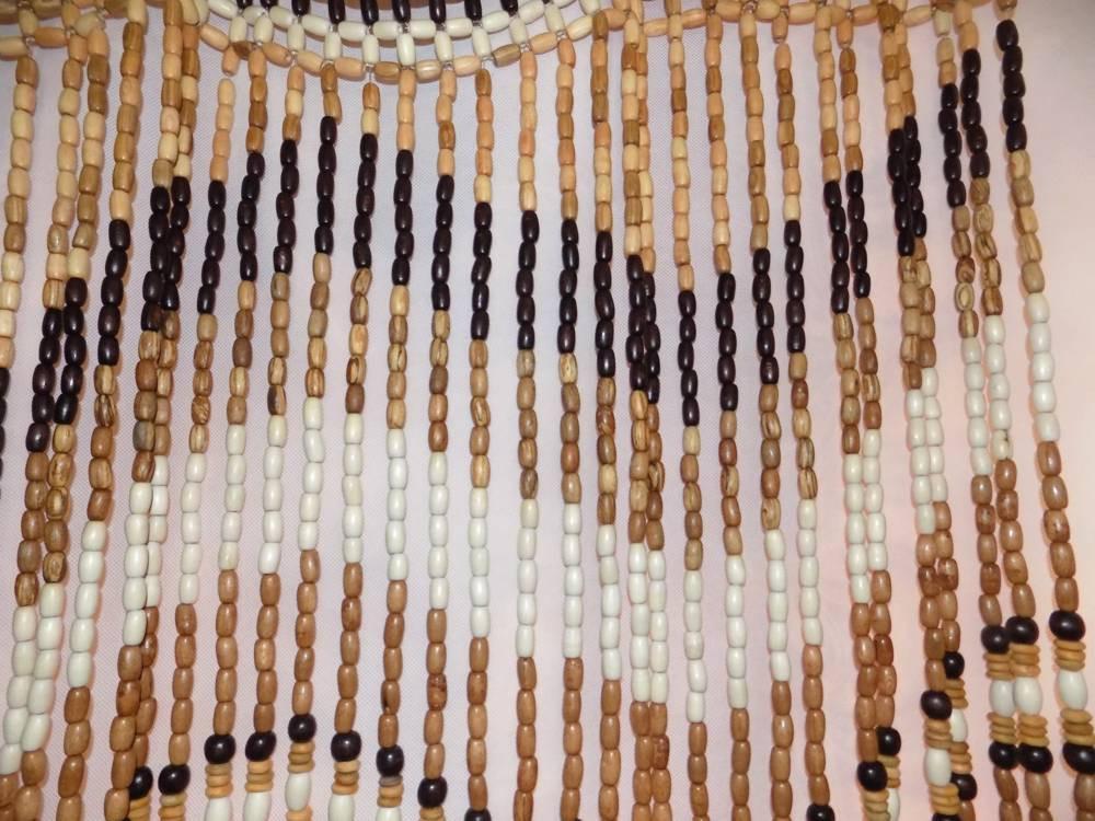 деревянные шторы идеи