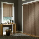деревянные шторы декор идеи