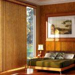 деревянные жалюзи вертикальные