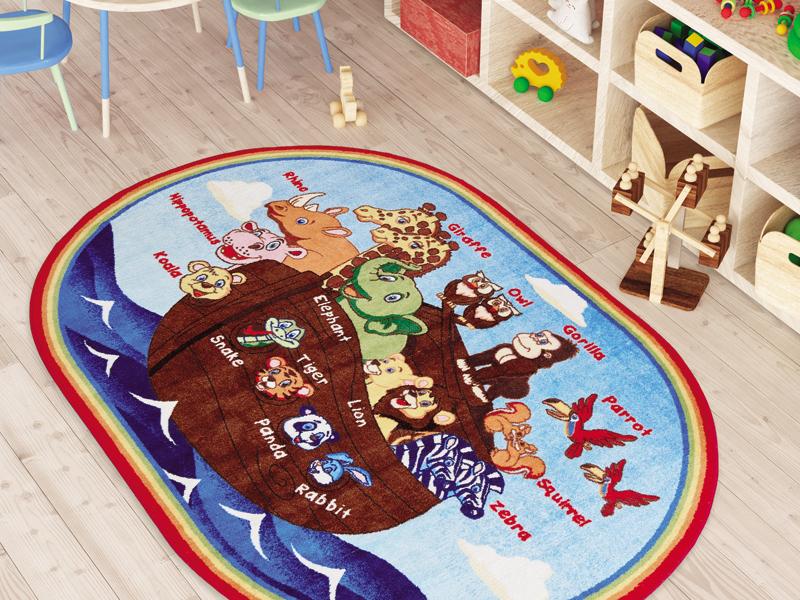 детские ковры декор фото