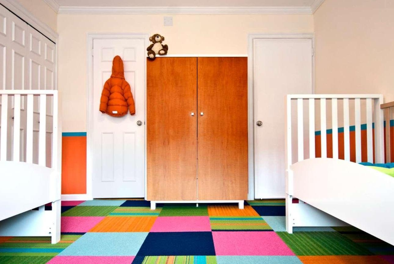 детские ковры дизайн фото