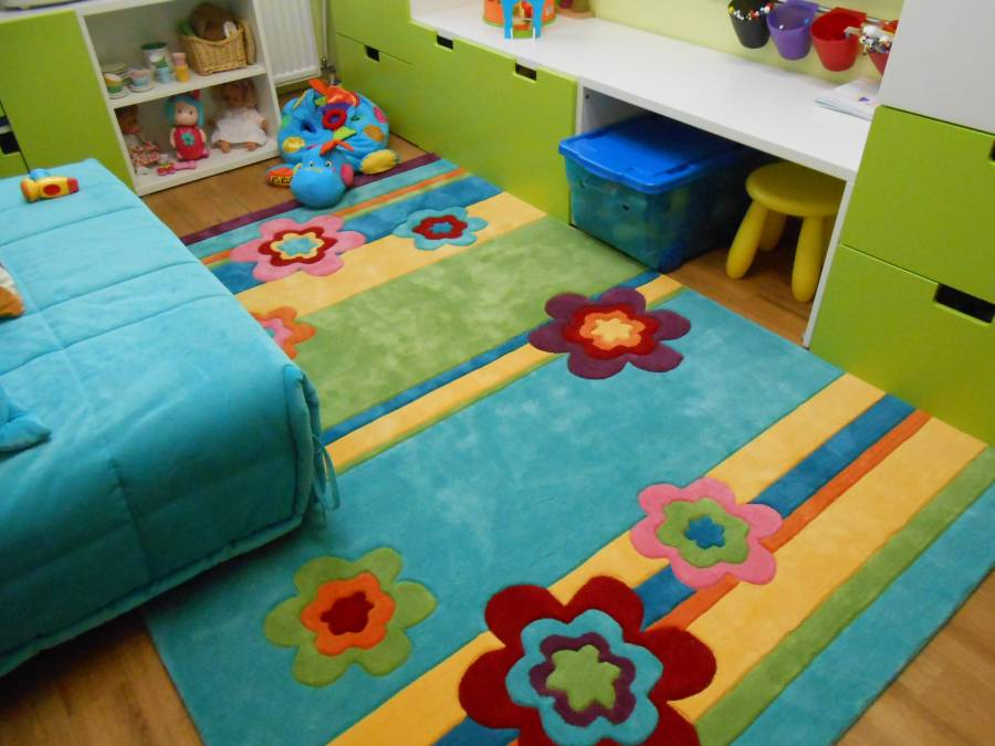 детские ковры дизайн интерьер