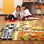 детские ковры дизайн интерьера