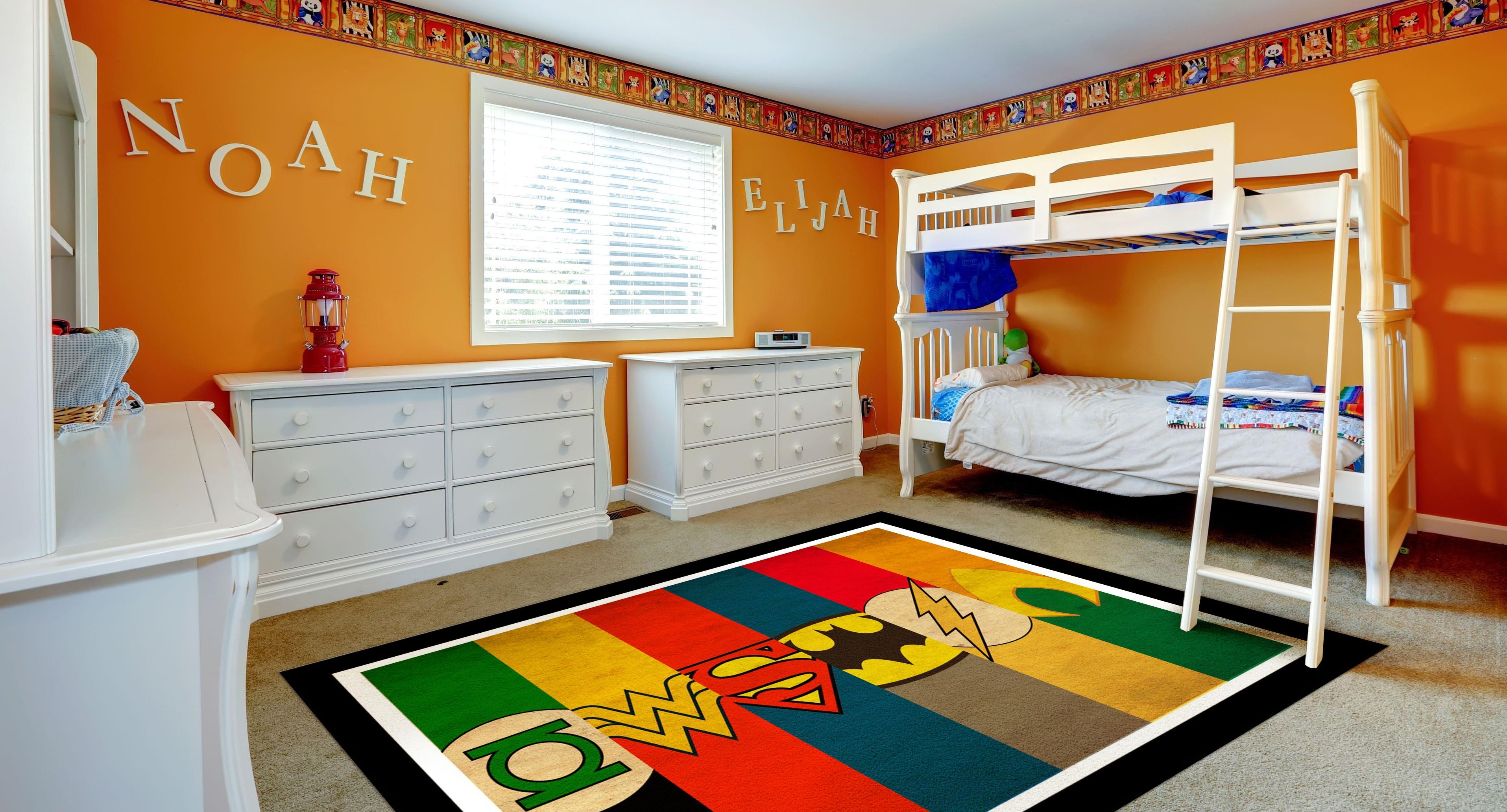 детские ковры фото дизайна