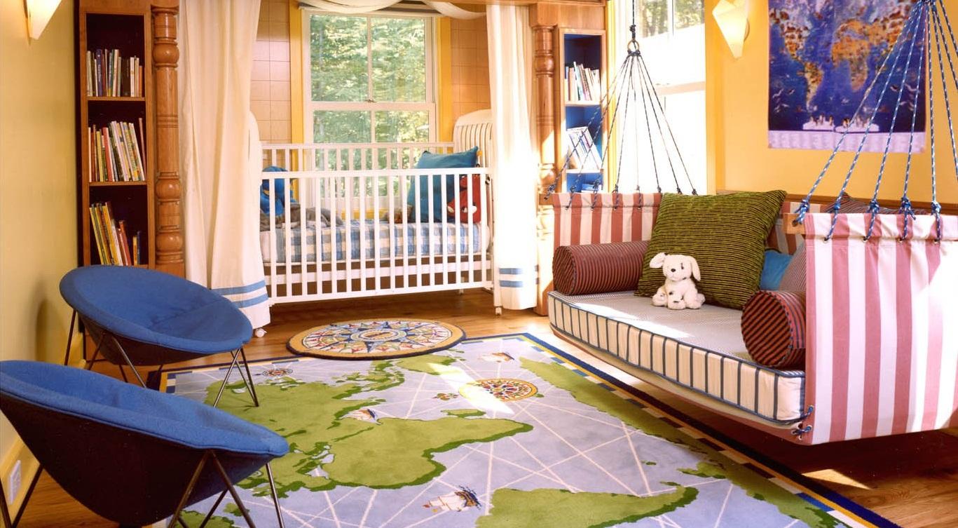 детские ковры оформление идеи