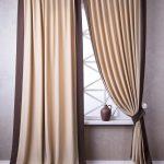 как сшить шторы своими руками декор фото