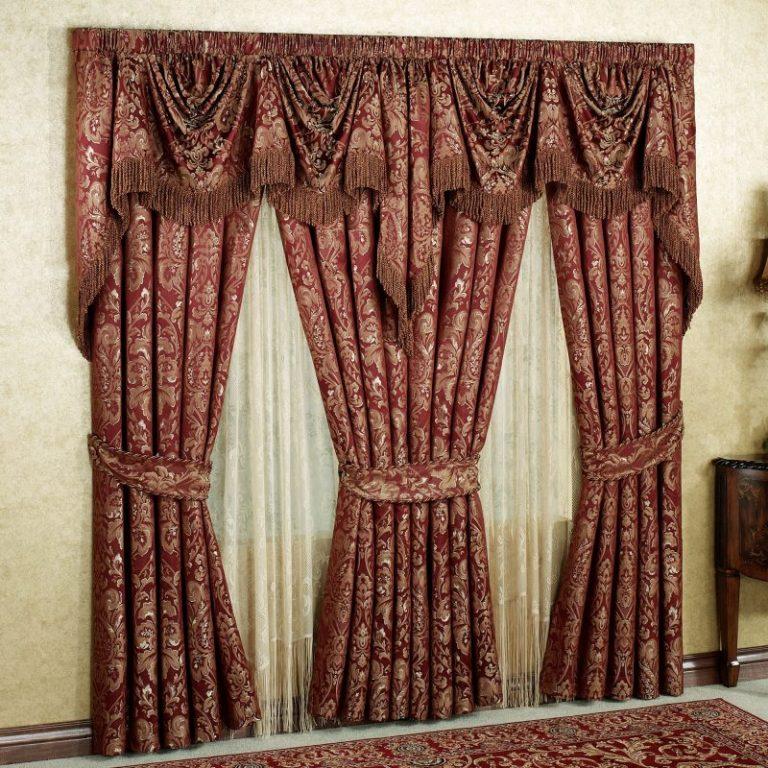 как сшить шторы своими руками фото идеи