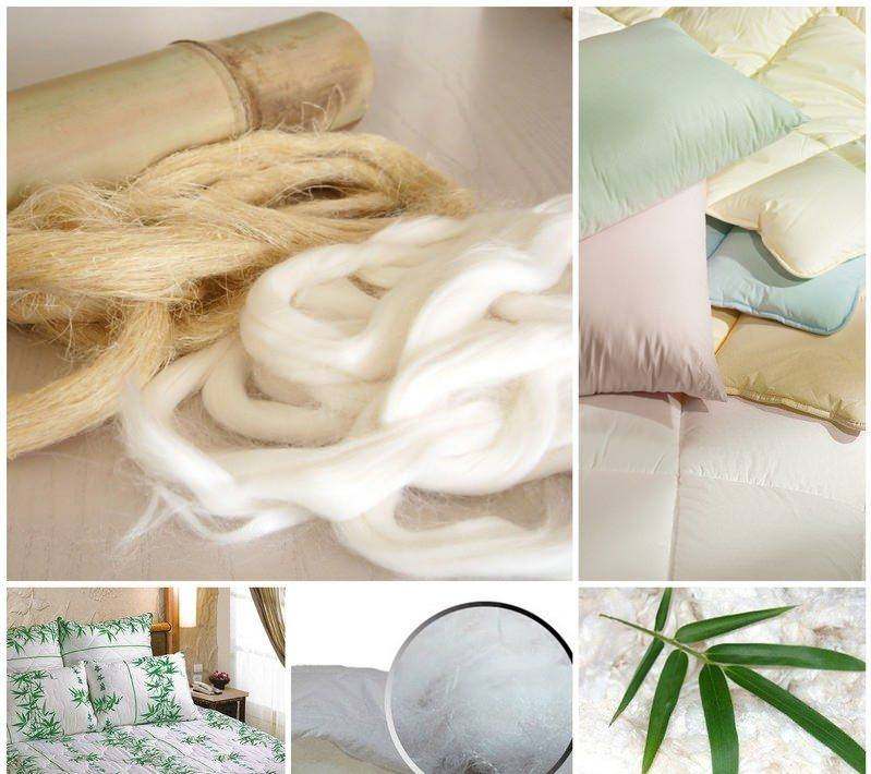 как стирать подушку из бамбука