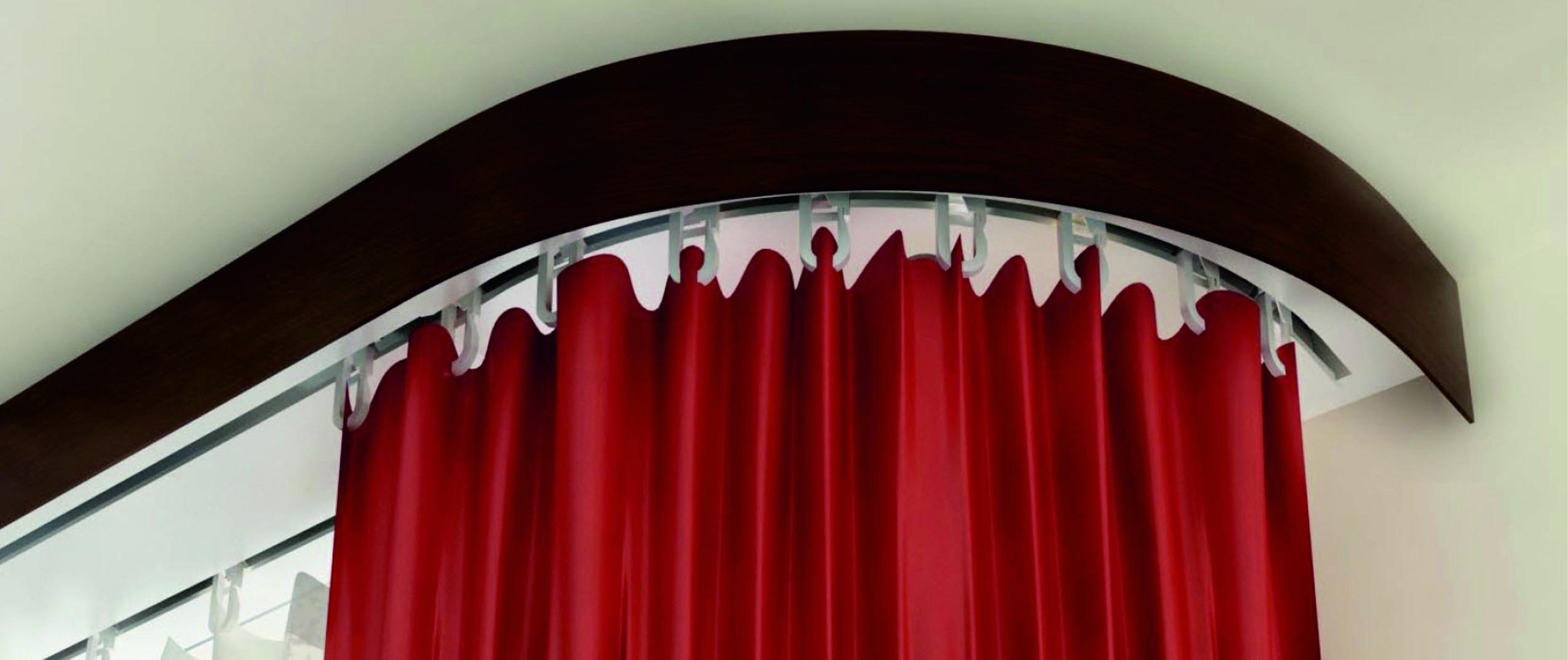 карнизы крючки шторы