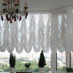 короткие шторы дизайн