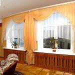 короткие шторы дизайн фото