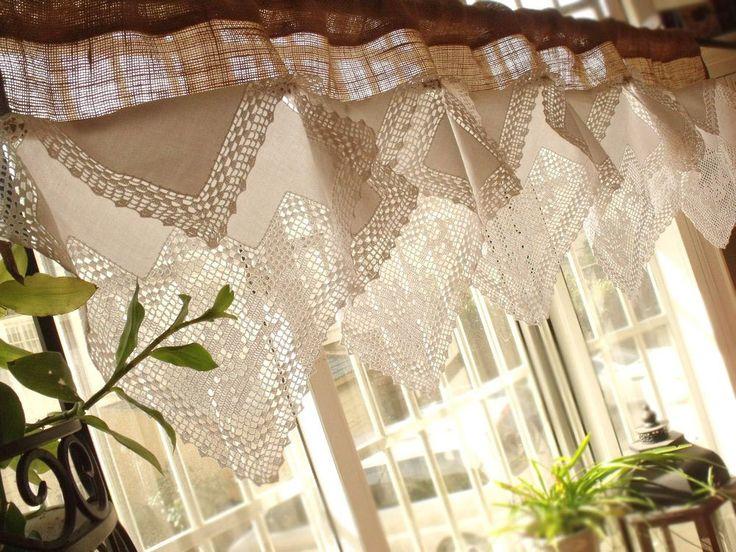 короткие шторы для дачи