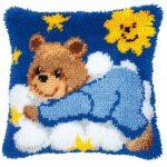 ковровая техника вышивания оформление