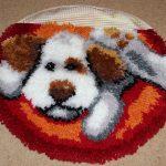 ковровая вышивка фото оформление