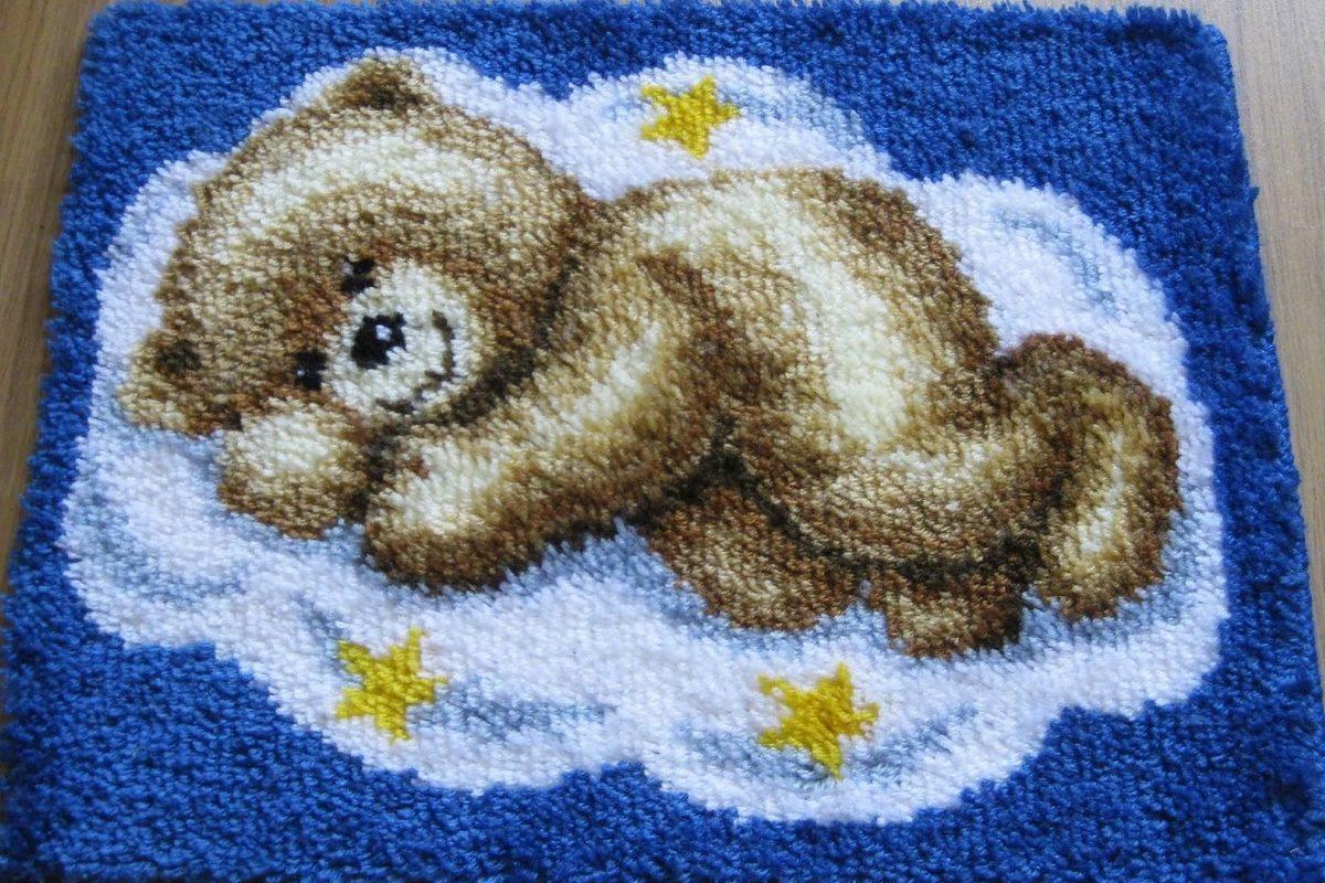 ковровая вышивка идеи фото