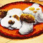 ковровая вышивка идеи оформления