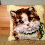 ковровая вышивка обзор