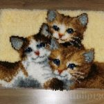 ковровая вышивка виды фото
