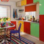 ковры в интерьере идеи декора