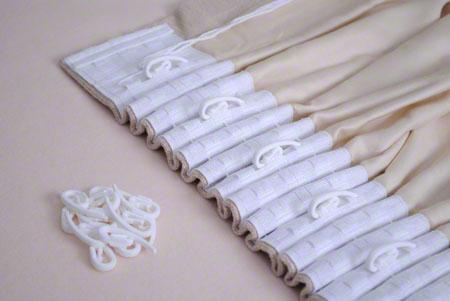 крючки для штор фото декор