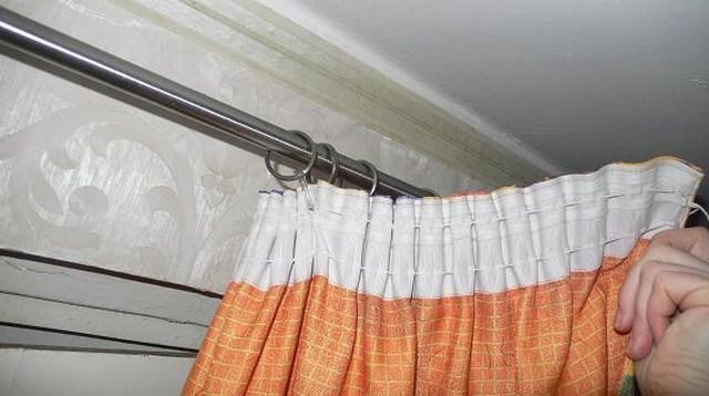 крючки для штор идеи фото