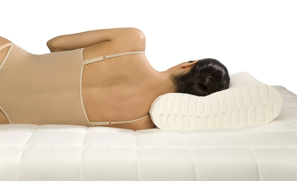 латексные подушки фото видов