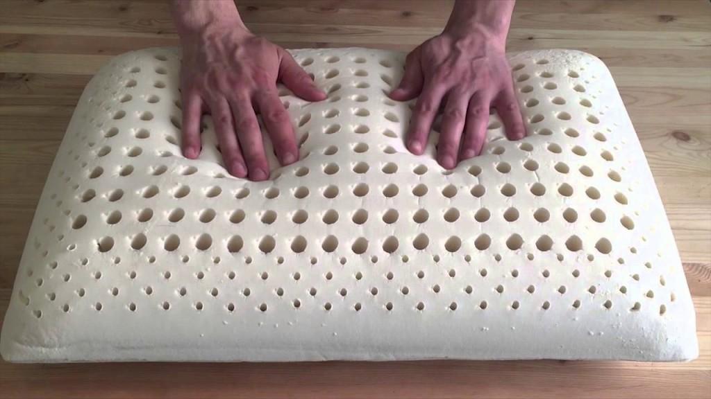 латекс подушка